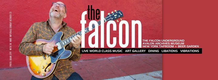 Live at The Falcon cover