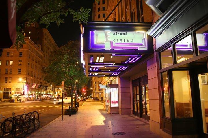 Landmark's E Street Cinema cover