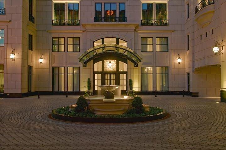 Waldorf Astoria Chicago cover