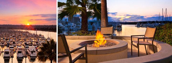 Sheraton San Diego Hotel & Marina cover