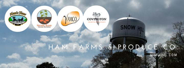 Ham Farms & Produce cover