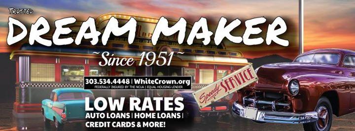 White Crown FCU cover