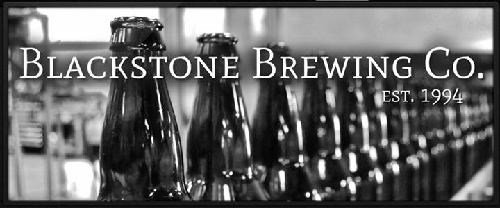 Blackstone Brewing Company cover
