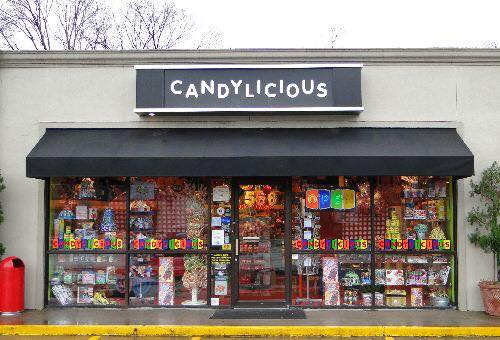 Candylicious cover