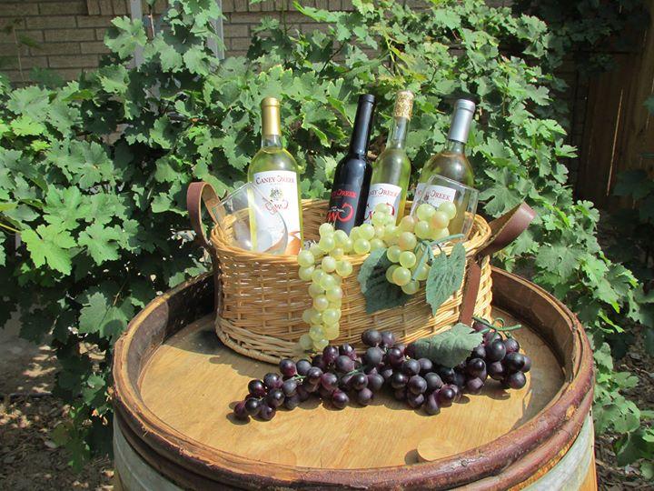 Caney Creek Vineyards, LLC cover