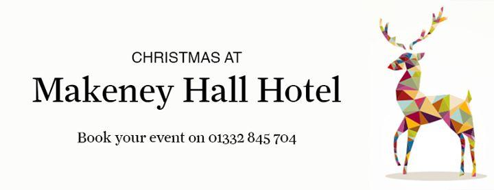 Makeney Hall Hotel cover