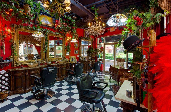 RAZZLEDAZZLE Barbershop cover