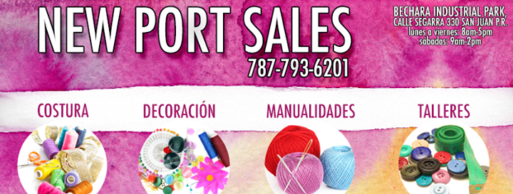 New Port Sales / Avanti cover