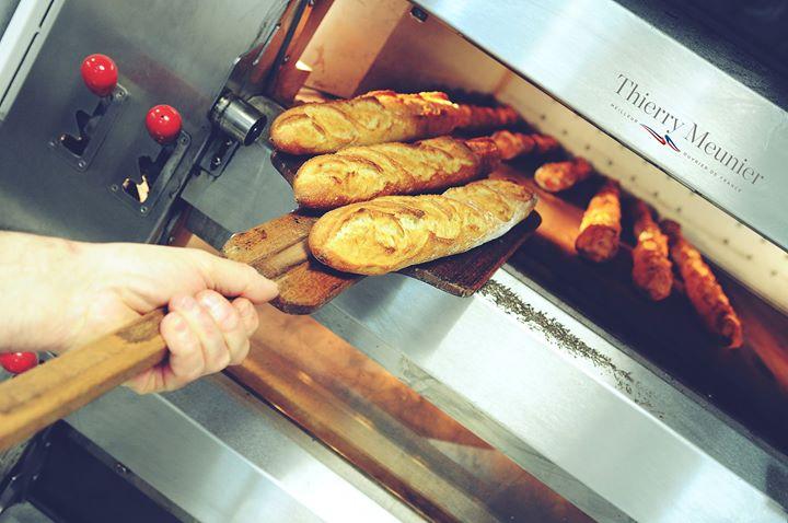 Thierry Meunier Meilleur Ouvrier de France boulanger - Boulogne-Billancourt cover