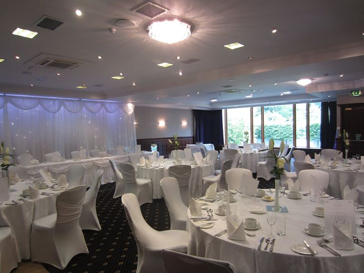 Glynhill Hotel Spa and Conference Venue cover