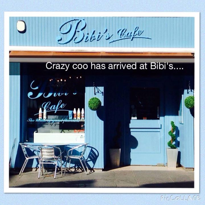 Bibi's café cover