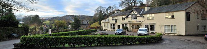 Cuckoo Brow Inn. Far Sawrey cover