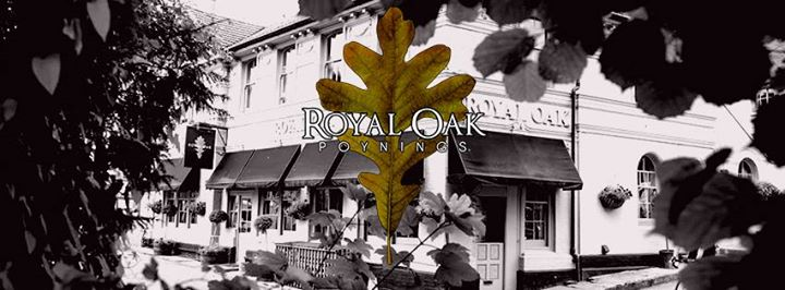The Royal Oak cover
