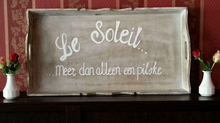 Grandcafe Eeterij Le Soleil cover