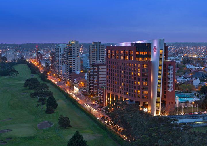 Sheraton Mar del Plata Hotel cover