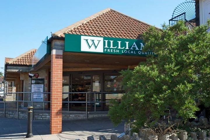 Williams Supermarket cover