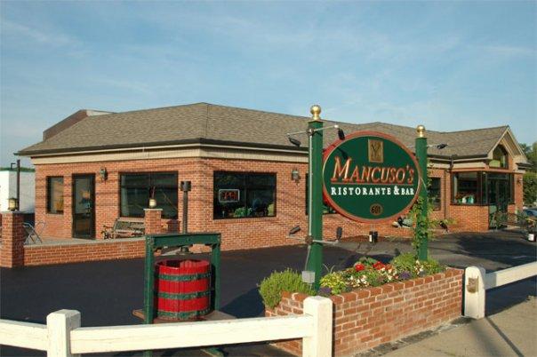 Mancuso's Restaurant & Bar cover