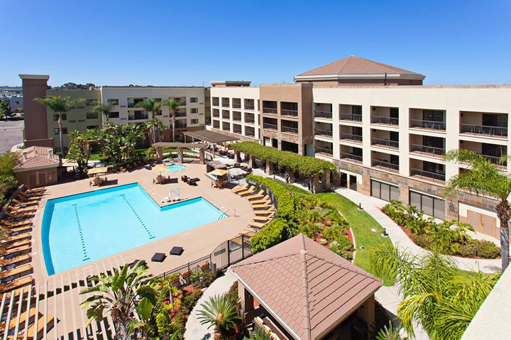 Courtyard by Marriott San Diego Central cover