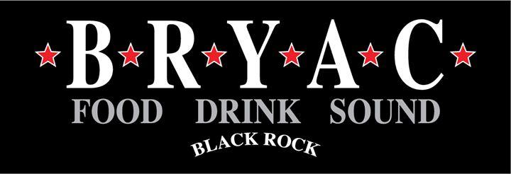 BRYAC Black Rock cover