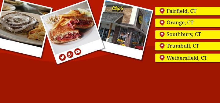 Chip's Family Restaurant cover