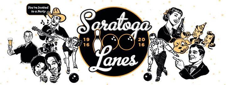 Saratoga Lanes cover