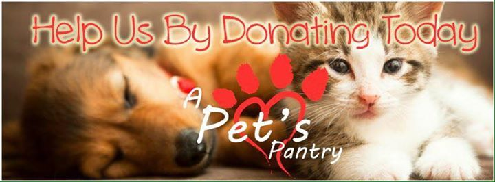 A Pet's Pantry Society cover