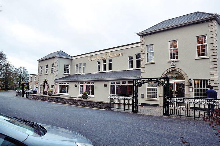 Woodford Dolmen Hotel Carlow cover