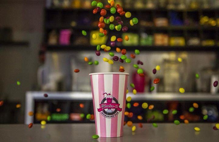 Shake-It Milkshake Bar cover