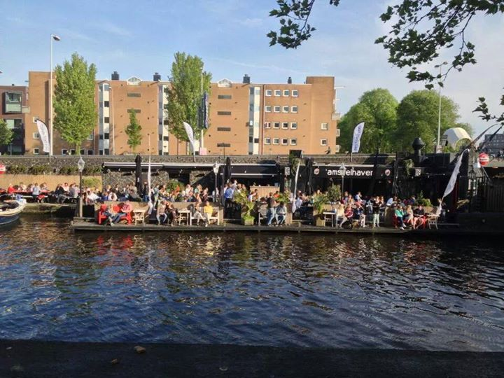 Amstelhaven cover