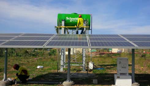 Schneider Electric: Access to Energy cover