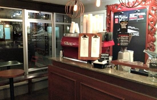 La Stazione Coffee + Wine Bar cover