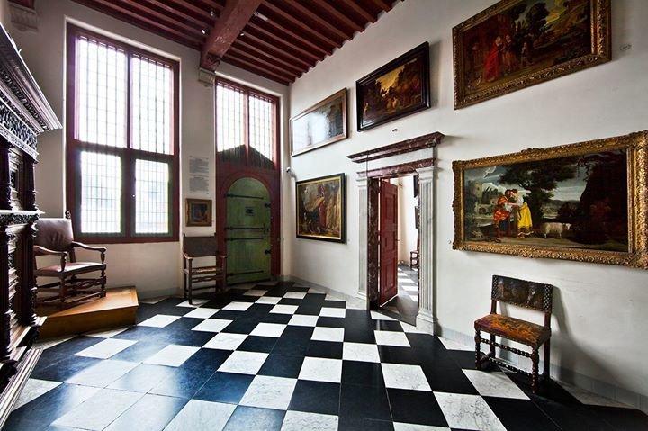 Museum Het Rembrandthuis cover