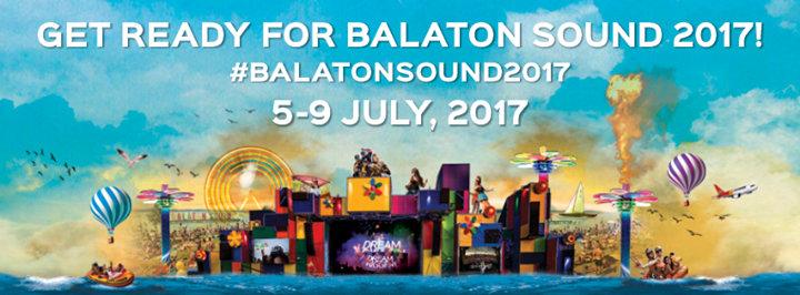 Balaton Sound Official cover