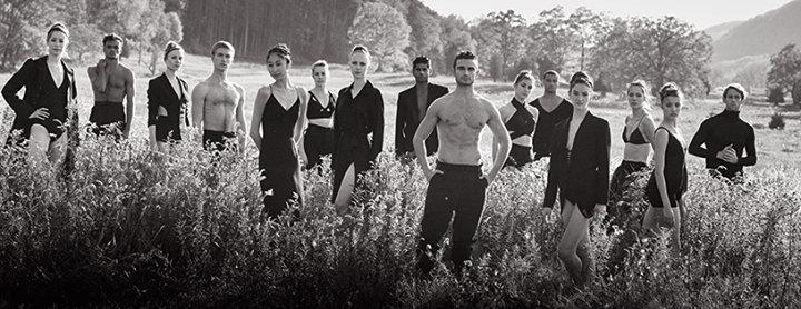 New York City Ballet cover