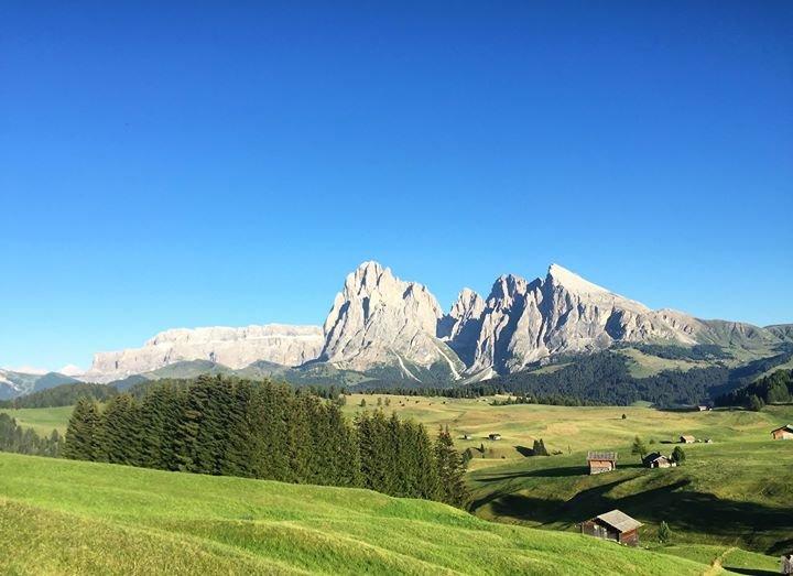 Seiser Alm / Alpe di Siusi cover