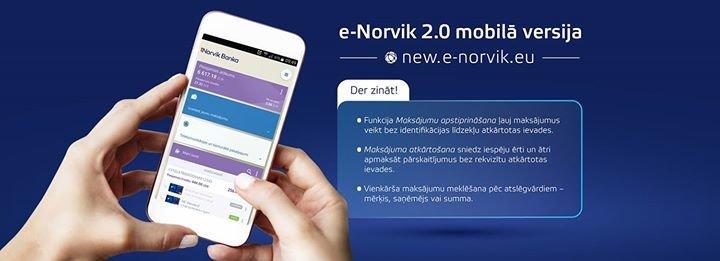 Norvik Banka cover