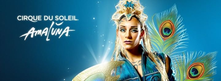 Amaluna - Cirque du Soleil cover