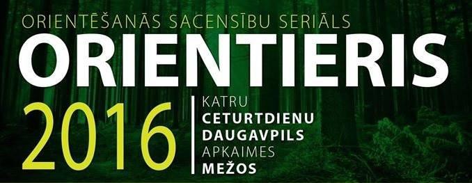 """Orientēšanās klubs """"Stiga"""" cover"""
