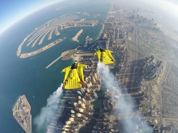 Skydive Dubai cover