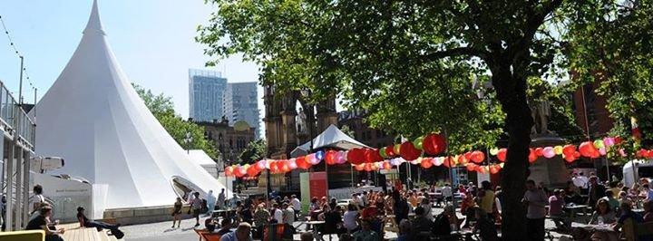 Manchester International Festival cover
