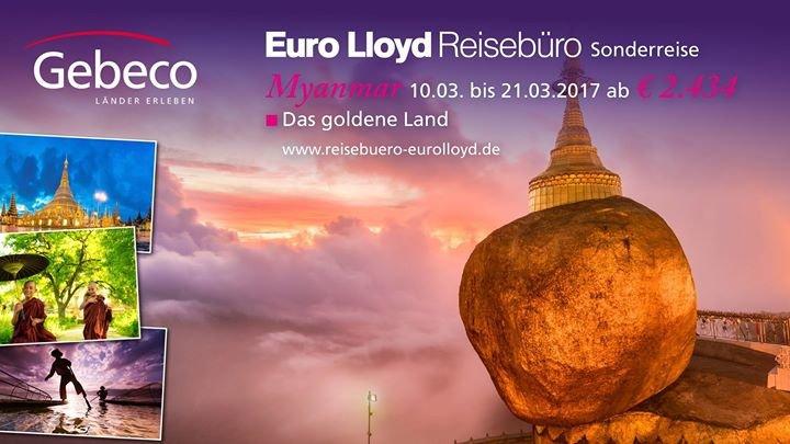 Euro Lloyd Reisebüro cover
