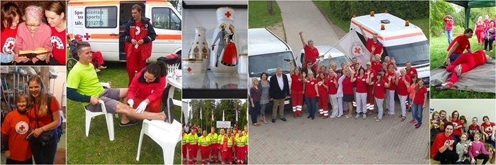 Latvijas Sarkanais Krusts/ Latvian Red Cross cover