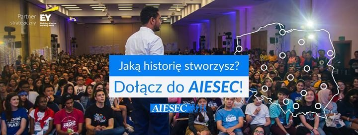 AIESEC in Poland cover