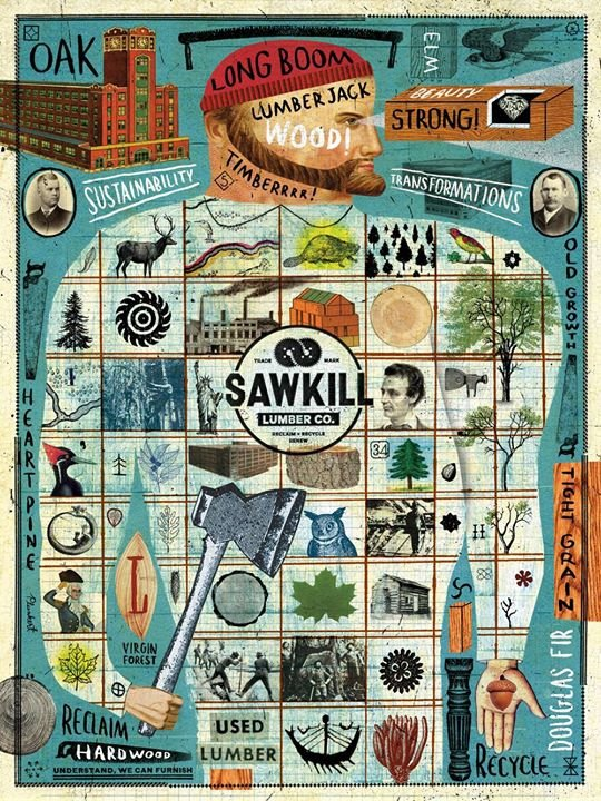 Sawkill Lumber cover