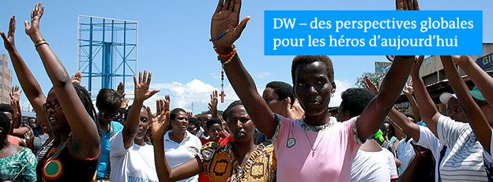 DW (Français) cover