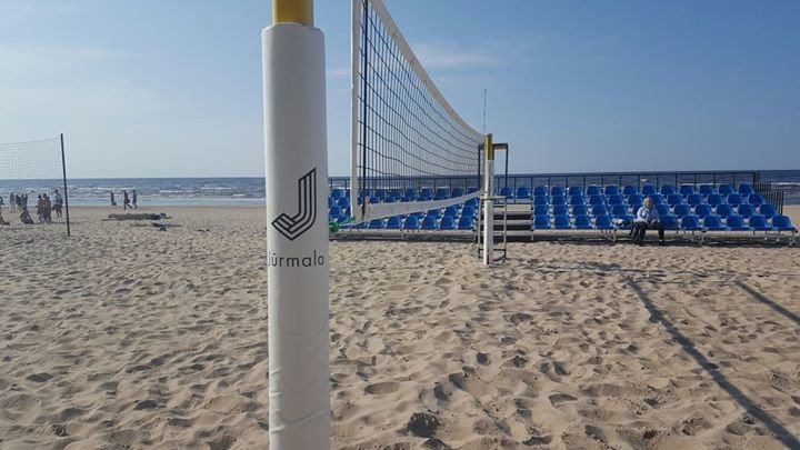 Jūrmalas pludmales centrs cover