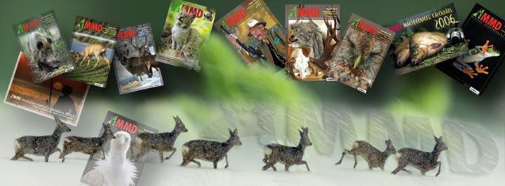 """Žurnāls MMD - """"Medības. Makšķerēšana. Daba"""" cover"""