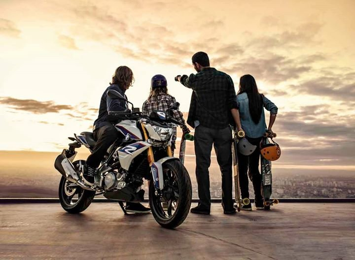 BMW Motorrad Česká republika cover