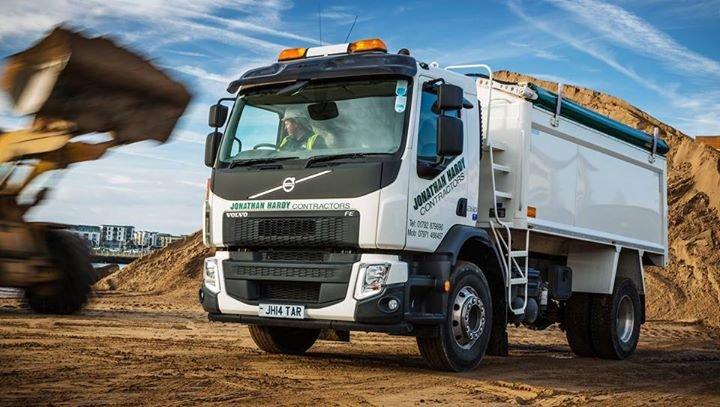 Volvo Trucks UK cover