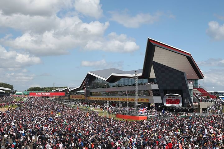 Silverstone cover